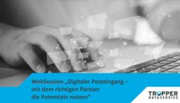 Die schnelle Digitalisierung und Datenextraktion. thumbnail websession posteingang uai